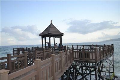 衢州塑木护栏体验