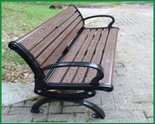木塑休闲椅